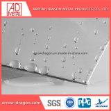 Forme 3D de panneau en acier inoxydable