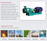 Pompe à eau condensat pilotée par vapeur principale élevée neuve de série de N