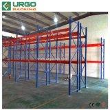 El uso del espacio de alta metálica de acero recubierto de polvo de estantería