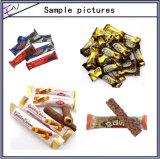 Maquinaria semiautomática del embalaje del chocolate de la barra