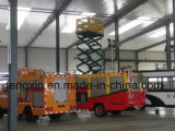 ドアローラーシャッターの上の緊急のレスキュートラックのアルミニウム圧延