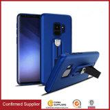 TPU multifuncional Suporte resistente tampa telefone caso para a Samsung Galaxy S9 Plus