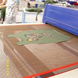 """Essiccatore del trasportatore di stampa dello schermo - cinghia di 20FT X lunga 34 """", 7200W"""