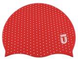 ロゴの習慣によって印刷される水泳帽
