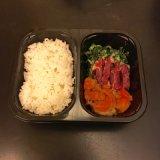 Cpet Ovenable Fluglinien-Nahrungsmittelbehälter