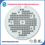 PWB redondo aprovado do alumínio do UL do preço de fabricação para o projector 4609