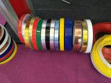 El color cubrió la bobina de aluminio de la hoja del material para techos del cinc del color