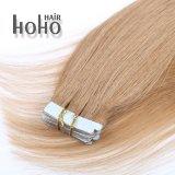 Бразильский человеческого волоса 16 дюймовой ленты рыжие волосы добавочный номер
