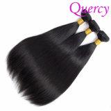 Pacotes brasileiros retos de venda quentes do cabelo do cabelo humano da onda de um Remy de 100 por cento