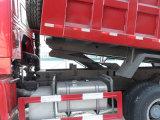 Sinotruk HOWO 6X4 무거운 덤프 트럭 팁 주는 사람 트럭 쓰레기꾼 트럭