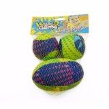 Juguete del juego del deporte para el agua o la playa, bolas de la bomba de la esponja