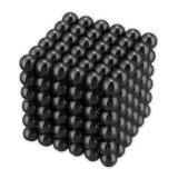 sfera nera del magnete del rivestimento di 216-5mm