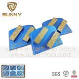Солнечный конкретные шлифовальный станок аксессуар лавина алмазные шлифовальные диски