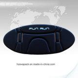 De Knie Pad&Cushion van EVA van het Leer van Pu met Aangepast Embleem