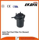 Filtro de combustible de la pieza de automóvil para Renault Wk9394