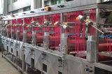 Elastisches Nylon nimmt Dyeing&Finishing Maschine mit großer Geschwindigkeit auf Band auf
