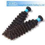 Het 100% Maagdelijke Losse Krullende Braziliaanse Haar van uitstekende kwaliteit
