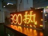 Afficheur LED extérieur polychrome de l'IMMERSION P10 avec imperméable à l'eau