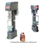 Máquina plástica de Screwcapping de la botella de la venta caliente automática