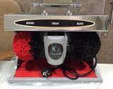 Машина индуктивного ботинка полируя для машины чистки ботинка гостиницы с щеткой
