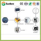 48V500W del sistema eléctrico solar de la energía del panel solar de los kits del hogar de la red