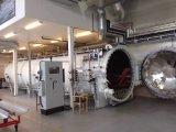 Materiais compósitos vaso de pressão temperatura Autoclave com sistema de controlo PLC