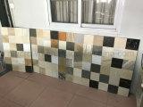 Comitati di alluminio del favo dell'impiallacciatura di pietra per la parete divisoria della facciata di architettura