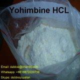 HCl CAS van Yohimbine van het Supplement van het Verlies van het gewicht: 65-19-0 de Versterker van het Geslacht