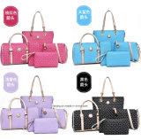 Amazon Hot Sale femmes sac cuir Set 6pièces Mesdames sacs sac à main