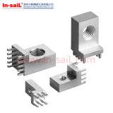 강제 맞춤 각 힘 성분 연결관 Pin 300A에 PCB