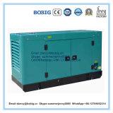 80квт 100 ква дизельного топлива с низким уровнем шума Electirc генераторная установка