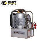 Pomp van de Motor van Kiet de Speciale Dubbele Elektrische Hydraulische voor de Moersleutel van de Torsie