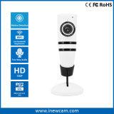 Cámara elegante excelente del IP del CCTV del hogar de la visión nocturna 1080P con audio de 2 maneras