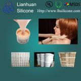 Ungiftiger/flüssiger Silikon-Gummi für die Herstellung des Silikon-Babys - Puppe