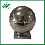 Projetos da esfera do corrimão do aço inoxidável