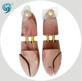 ブランドのロゴレーザーOEMの木の靴の木の広告