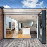 アルミニウム折れ戸かBifoldドアまたはテラスのドアデザイン