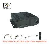1080P 1080n H. 264 Full carro em Tempo Real Mobile Gravação DVR 4CH DVR HD