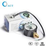 Automobile o GNC 201c OEM do manômetro de pressão do manômetro de pressão de GNC fabricados na China