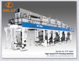 Impresora automática de Ptp para el papel de aluminio usado medicinal (DLPTP-600A)