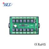 단추 Yet412PC-X를 배우기를 가진 12V 12 채널 다기능 원격 제어 스위치