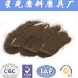 325 меш абразивных частиц оксида алюминия коричневого цвета корунд порошок
