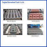 Macchina semiautomatica del blocco Qt5-15 per il mattone vuoto/mattone pieno