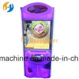 Máquina leve da boneca da garra da edição luxuosa do Sell do guindaste de garra do diodo emissor de luz