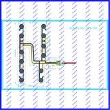 Датчик давления в сиденье производителя SBR.