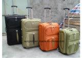 Diseño moderno de 2 ruedas Trolley 3 PCS Conjunto de la maleta de equipaje suave