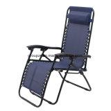 重力の正午の壊れ目のためのゼロ折りたたみ椅子のTextileneの椅子