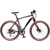 700c Microshift R8 16Speed City Road Bike avec châssis en aluminium