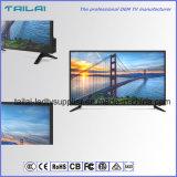 """Soem 43 """"Samsung ein flacher Bildschirm intelligenter LED FernsehapparatAndroid WiFi des Grad-UHD 4K"""