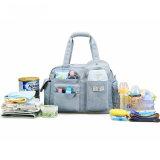 多機能の大きい容量のパックの赤ん坊のミイラのおむつのショルダー・バッグ